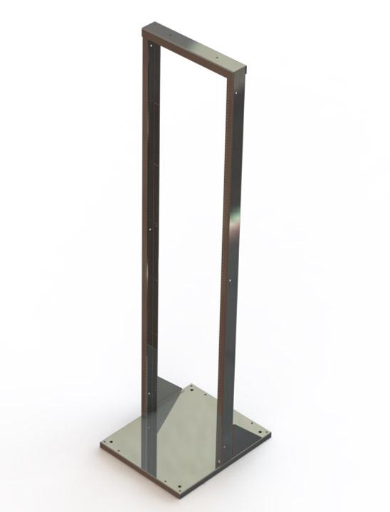 Series 800 Relay Rack