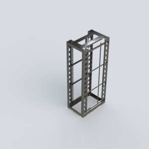 4 Post Rack Seismic