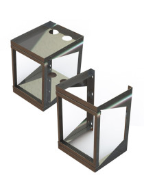 Wall Mount Rack and Cabinet Solutions - Electron Metal